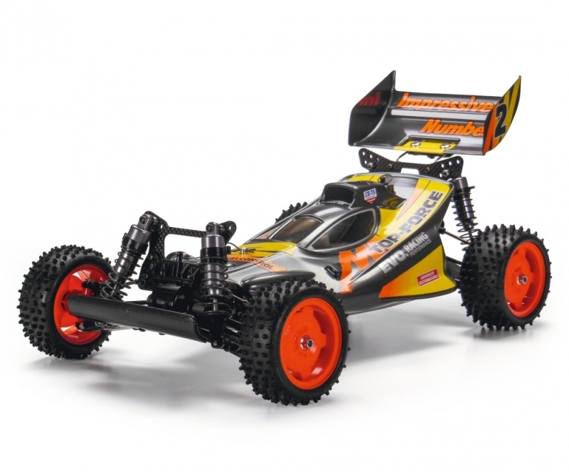 Top Force Evolution (2021) 4WD PB 1:10 Bausatz mit Regler