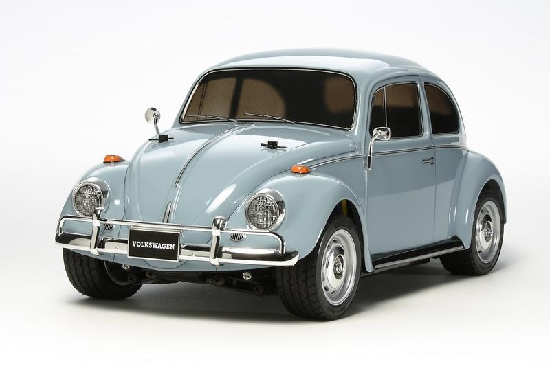 Volkswagen Beetle / Käfer M-06 Kit mit Fahrtenregler
