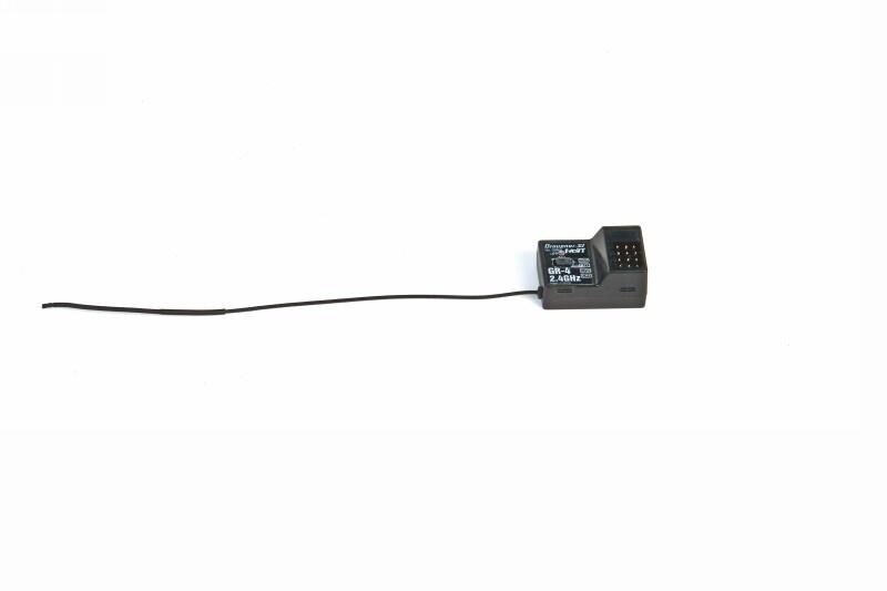 Empfänger GR-4 HoTT 2.4 GHz 2-Kanal