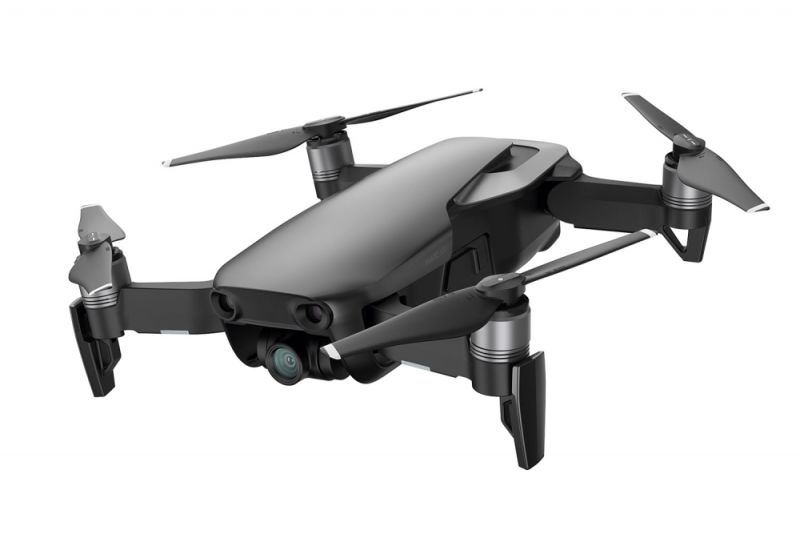 Mavic Air Quadrocopter Fly More Combo Onyx Black