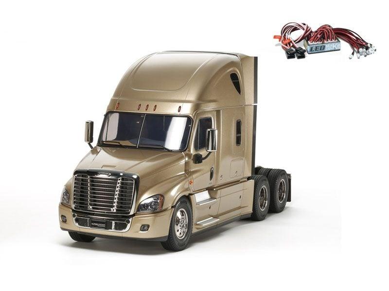 Freightliner Cascadia Evolution - Exklusiv + LED-Lichtset