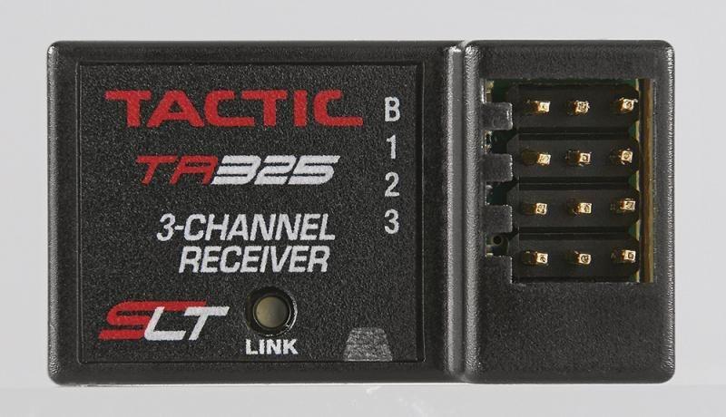 Tactic TR325 SLT-Empfänger 3-Kanal 2.4GHz