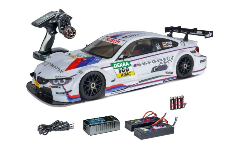 BMW M4 1:5 Brushless Chassis 4WD 100% RTR CY-5