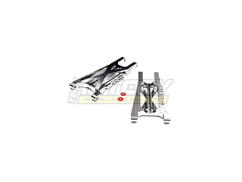 CNC Querlenker (2) für Traxxas 1/10 Slash 4X4
