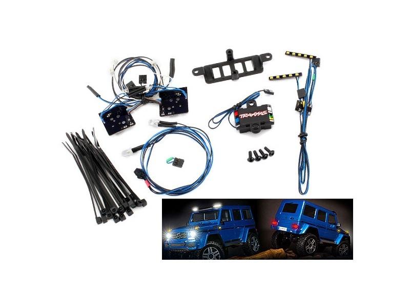 TRX-4 G500 #8811 TRX-6 G63 #8825 LED Licht-Set ohne Netzteil