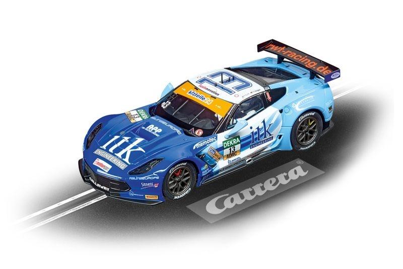Digital 132 Chevrolet Corvette C7.R RWT-Racing, No.13