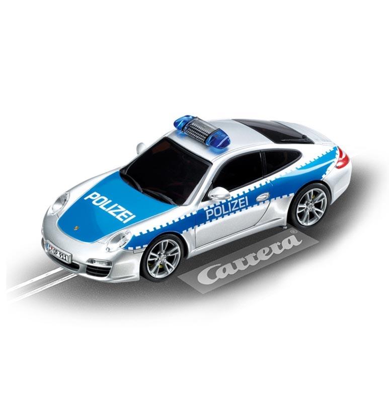 Digital 132 Porsche 911 Polizei