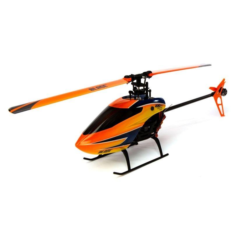 230 S V2 kollektiv Pitch gesteuerter Hubschrauber BNF Basic