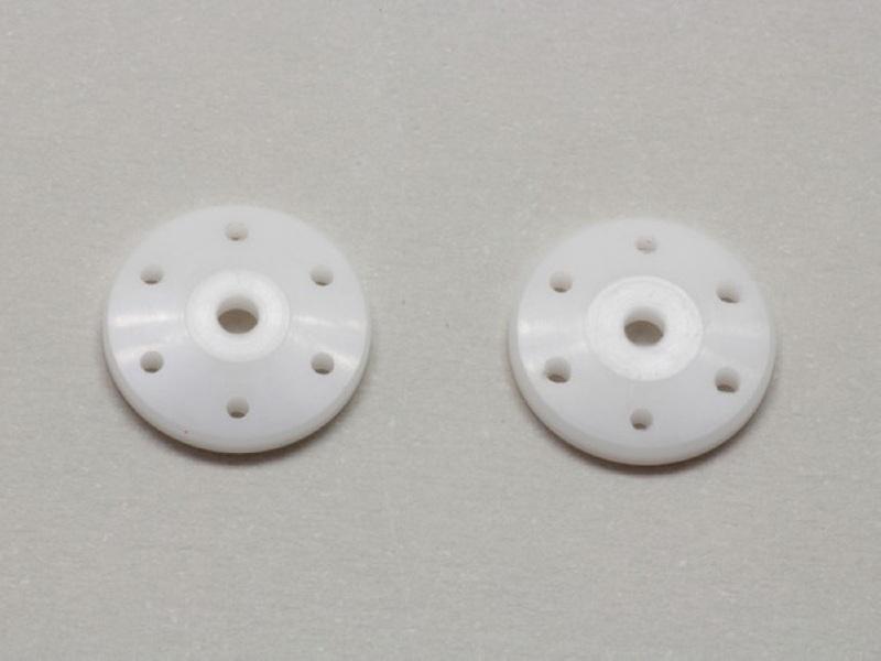 BBS Dämpferkolben 1.4mm 6-Loch für S350 (2)