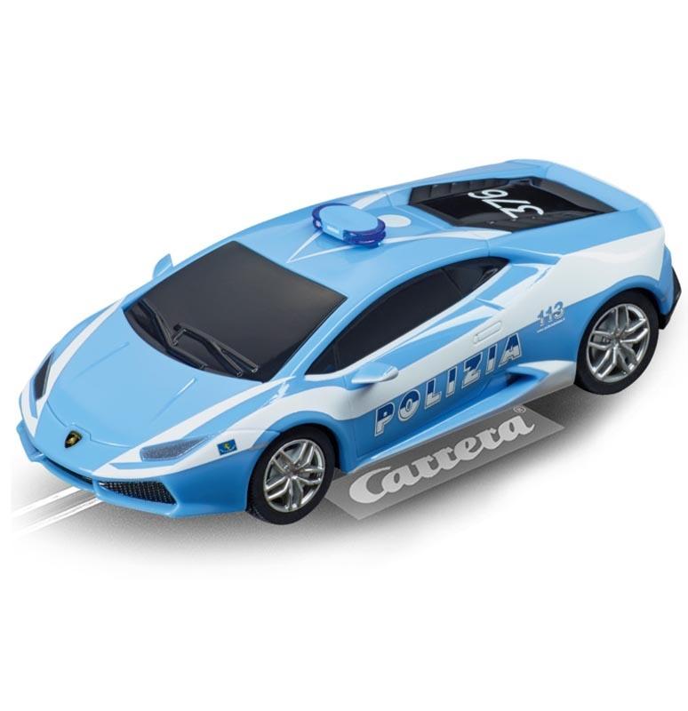 GO!!! Lamborghini Huracán LP 610-4 Polizia