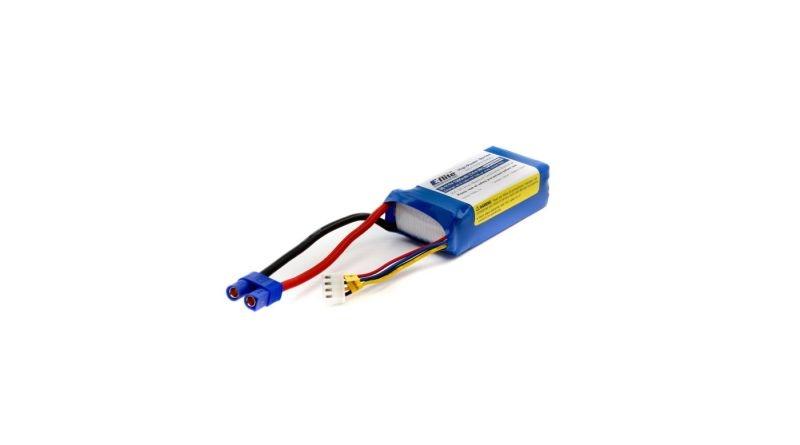 E-flite 3S 11,1V 1300mAh 20C LiPo-Akku m. EC3-Stecker