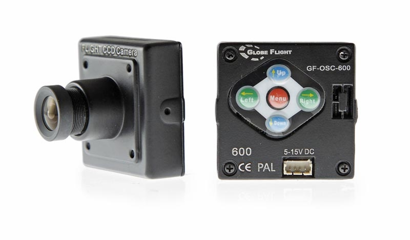 GF-OSC FPV Kamera HAD 600TVL 5-15V
