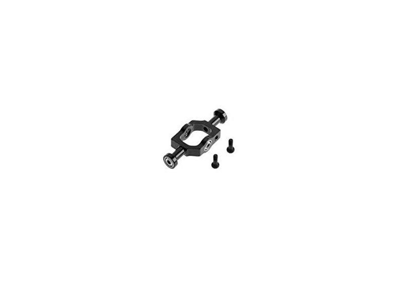 Paddelwippe Metall, schwarz für T-Rex 250/250SE