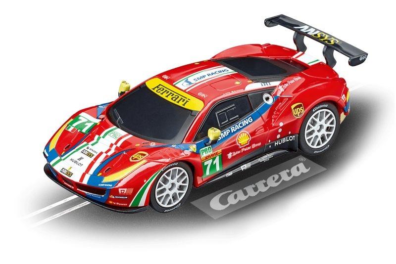 GO!!! Ferrari 488 GTE AF Corse, No. 71