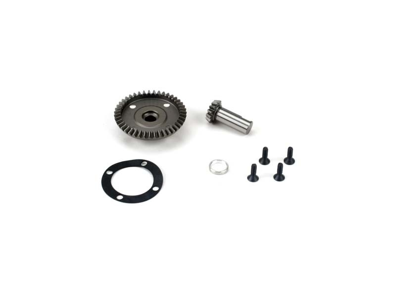 Front/Rear Diff Ring & Pinion: LST, LST2, AFT, MGB