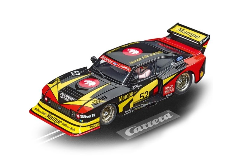 Digital 124 Ford Capri Zakspeed Turbo