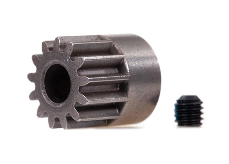 Motorritzel 13T 32dp (Modul 0,8) 5mm Welle für Hoss 4x4
