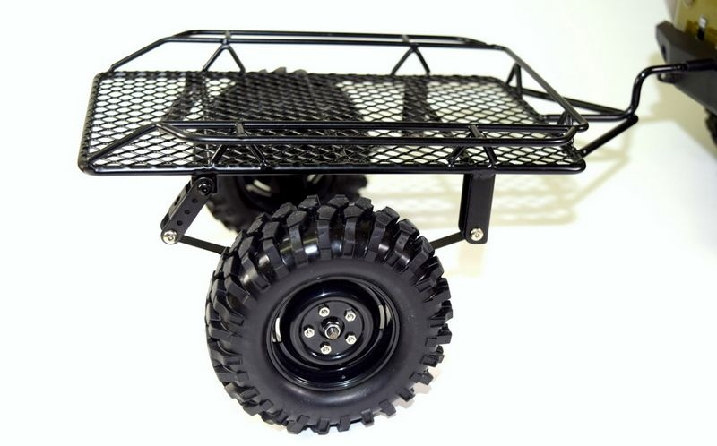 Metall Off-Road Anhänger 1/10