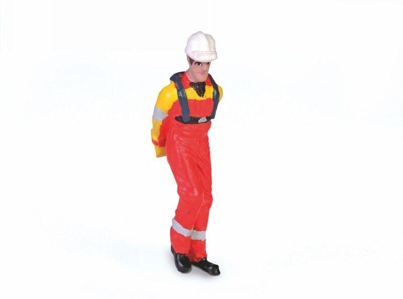Mechaniker ziehend M1:50 Figur