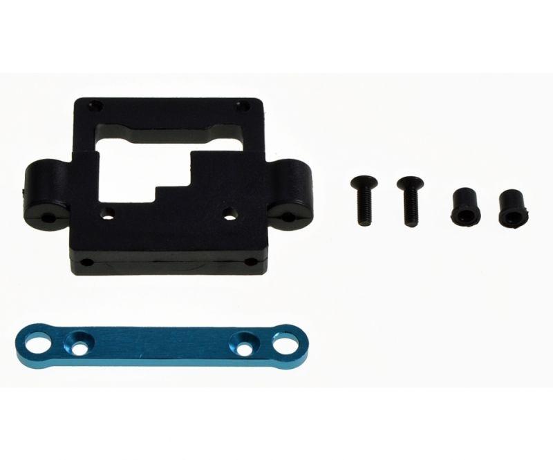 X10EB Querlenkerhalter-Set, vorne/unten