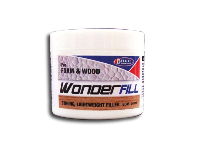 Deluxe Materials WonderFill Spachtel 240 ml