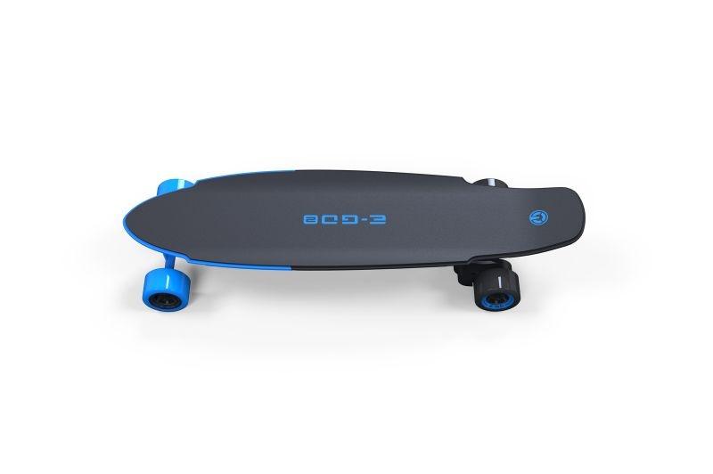 E-GO 2:  Elektro-Longboard Royal Wave