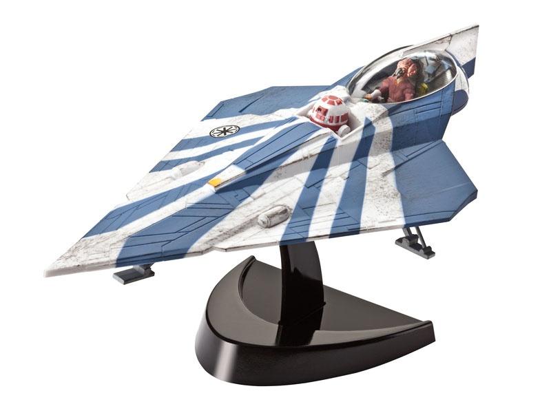 Plo Koons Jedi Starfighter 1:39