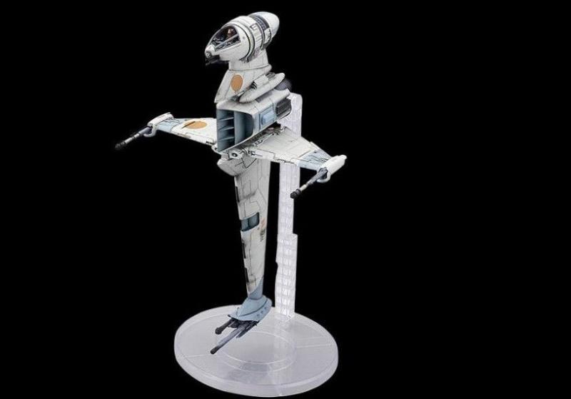 B-Wing Fighter Star Wars Plastikbausatz 1:72