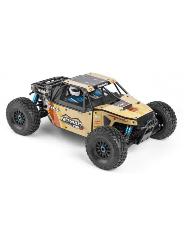 Nomad DB8 Limited Edition 1/8 Desert Buggy Brushless RTR