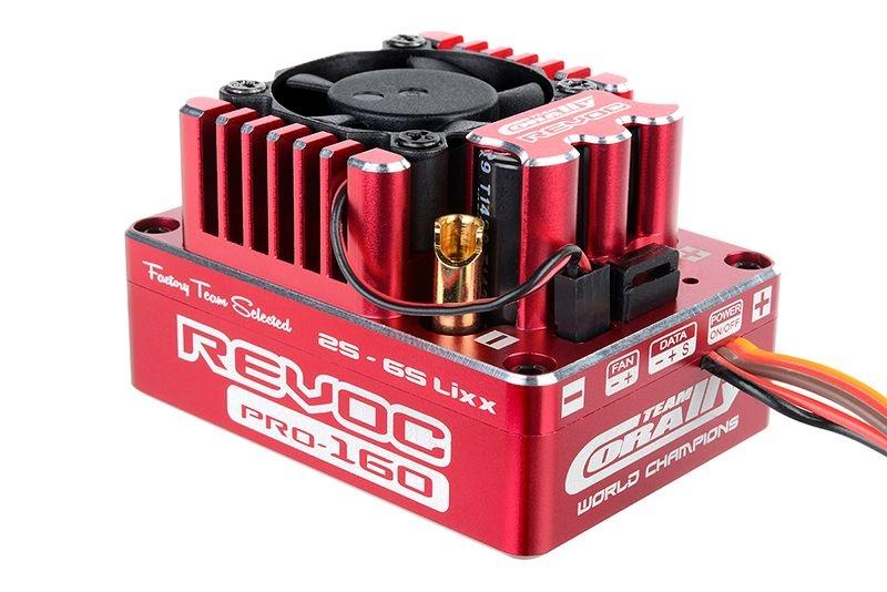 Revoc PRO 160 Racing Factory 2-6S Regler 160A
