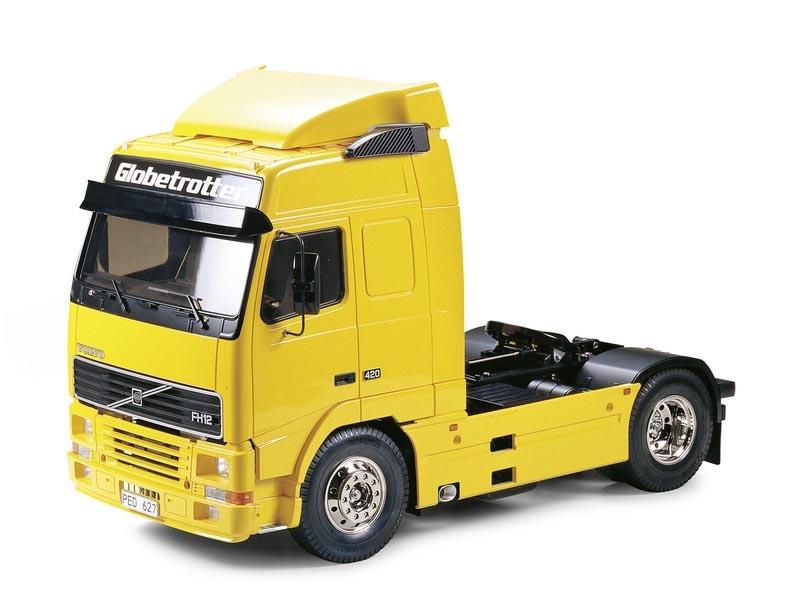 Volvo FH12 Globetrotter 420 RC Bausatz 1:14