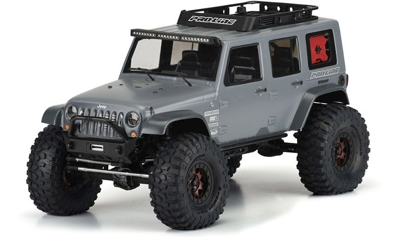 ProLine Jeep Wrangler Unlimited (313mm) Radstand