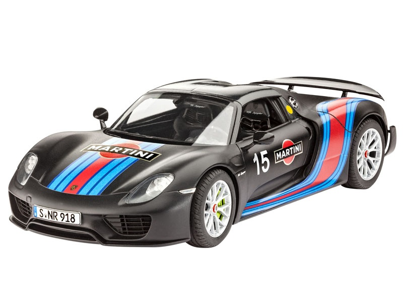 Porsche 918 Weissach Sport 1:24