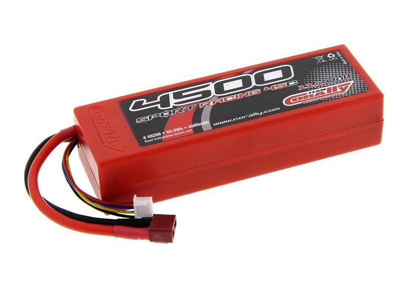 Team Corally - Sport Racing 45C 4500 mAh 11,1V Competition