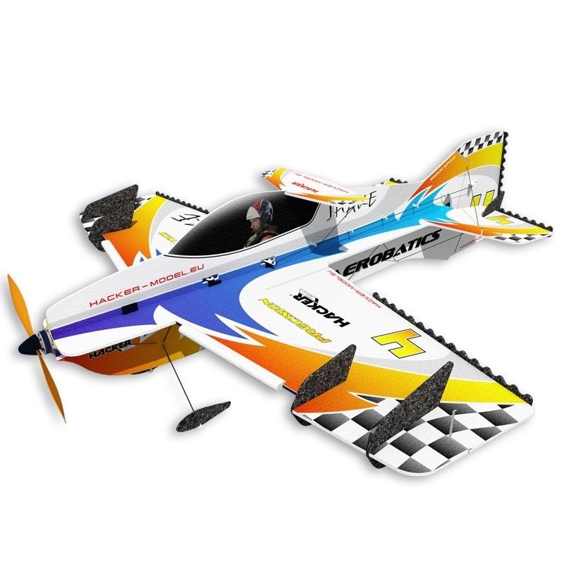 Shake Indoor Kunstflugzeug 840mm ARF