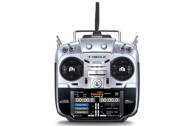 T18SZ 2.4GHz 18-Kanal Telemetrie Einzelsender M2