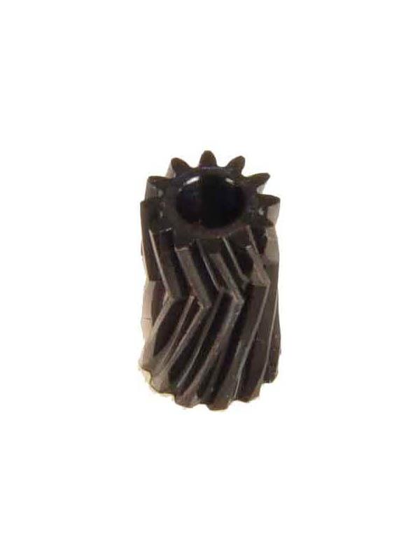 Ritzel 12 Zähne Ø5mm, pfeilverzahnt M0,7