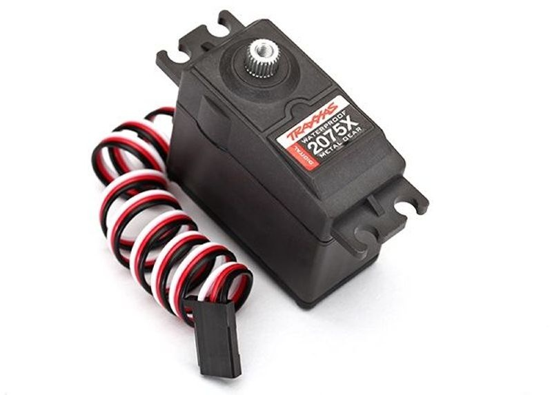 Digital Servo High-Torque Metallgetriebe, waterproof TRX-4