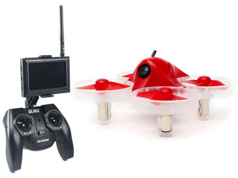 Inductrix FPV+ Quadcopter RTF mit Kamera, Monitor