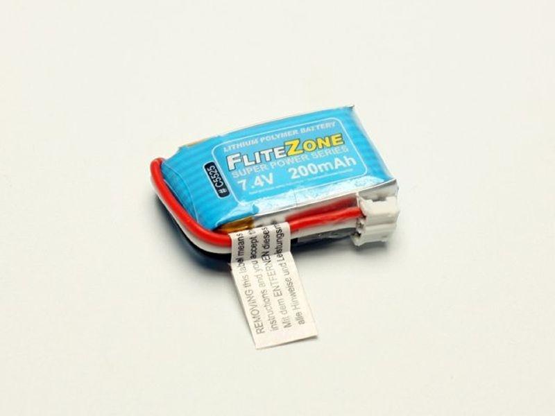 LiPo Akku FliteZone 200 - 7.4V