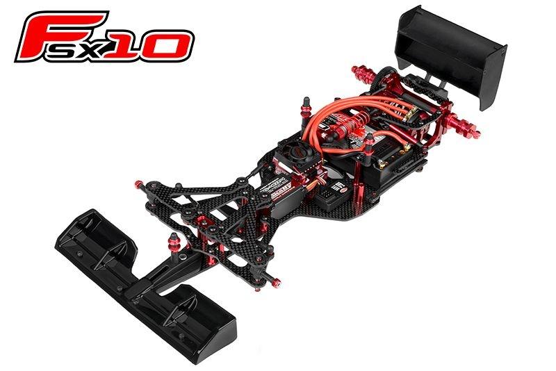 FSX-10 Formel Chassis - Baukasten ohne Elektronik