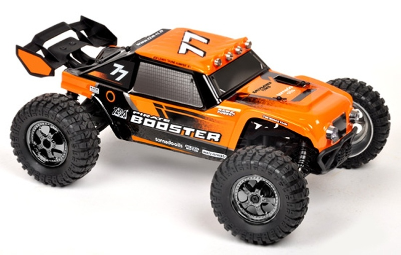 Pirate Booster 4WD Buggy 1/10 mit LED 2,4GHz 100% RTR