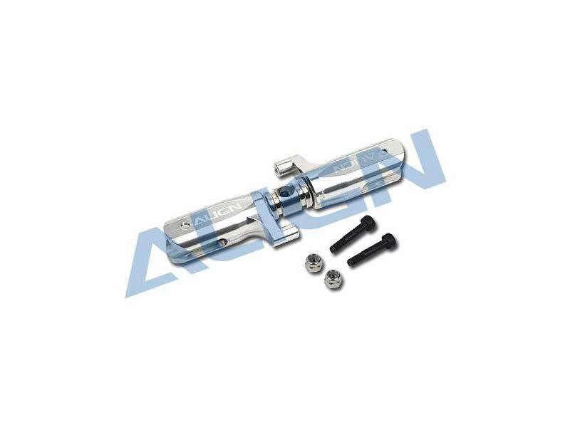 V2 Heckrotorblatthalter Metall / silber
