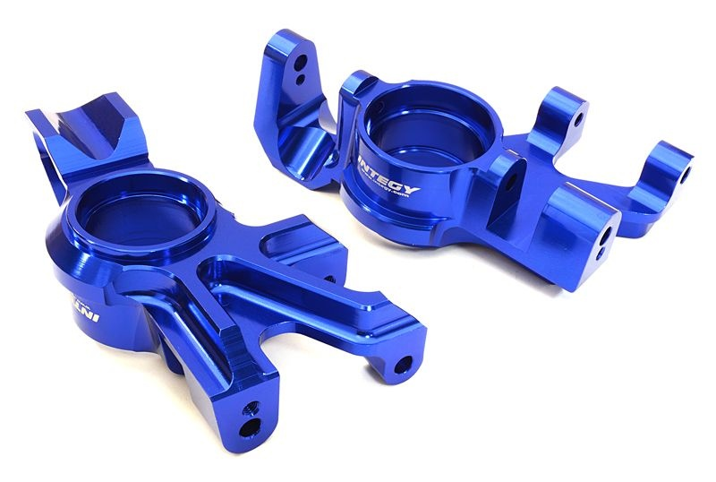 Alu Lenkhebel für Traxxas X-Maxx, blau