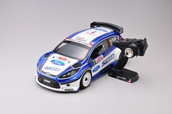 DRX VE Ford Fiesta S2000 4WD Readyset EP
