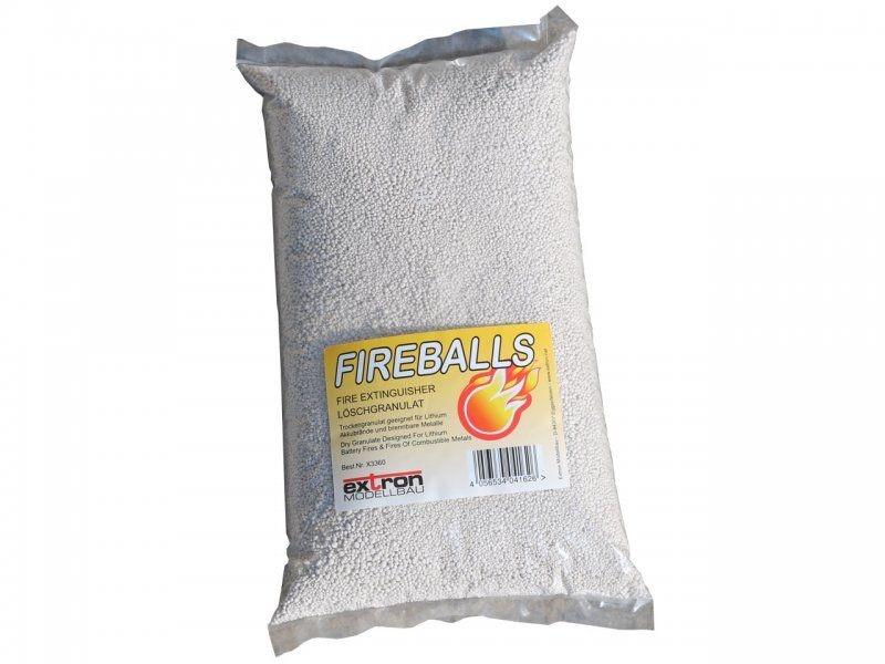 Brandschutz Feuerlöschgranulat für Lithium Akkus / 1 Liter