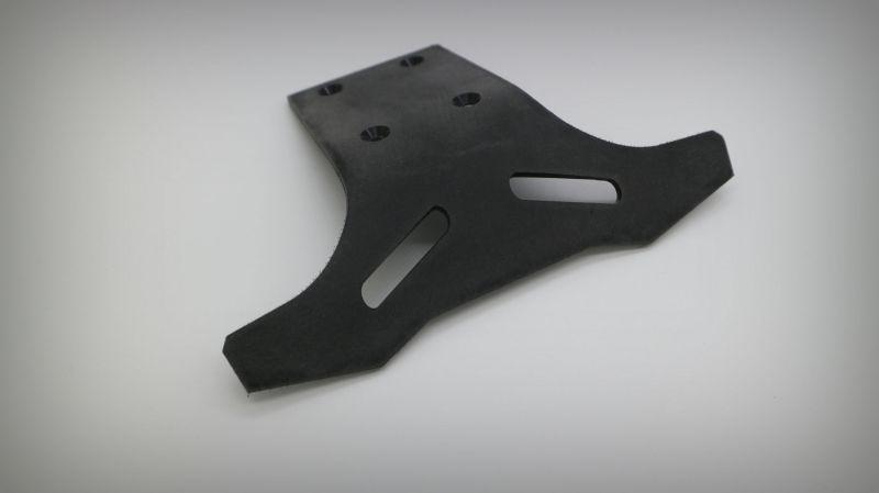 Bumper / Rammer vorne passend für Reely Generation X 6S