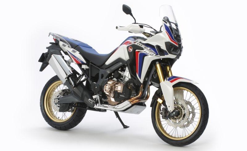 HONDA CRF 1000L Africa Twin Enduro 1:6 Motorrad Bausatz