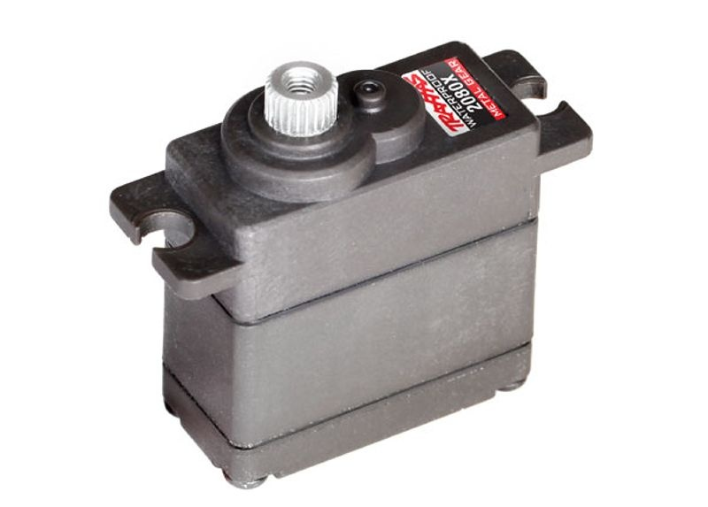 Micro Servo 2080X mit Metallgetriebe, waterproof 1/16 E-Revo