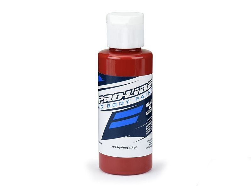 RC Body Paint - Mars Red Oxide Airbrush Farbe 60ml